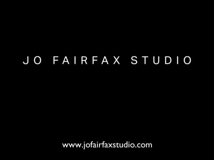 Jo fairfax