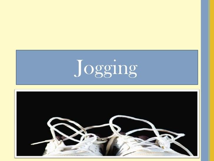 Jogging<br />