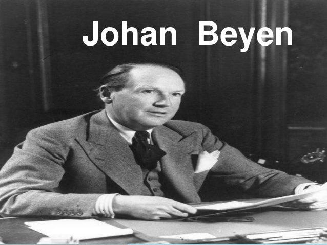 Johan beyen