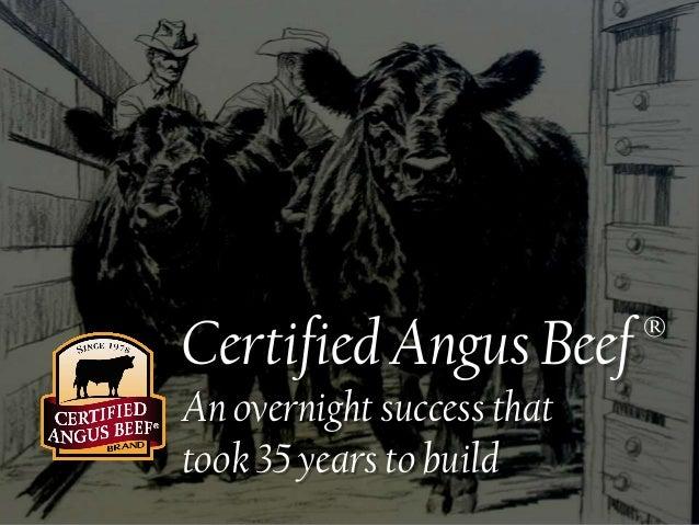 [BeefSummit Brasil] John Stika: Certified Angus Beef: uma ideia nova há 35 anos atrás, e um grande sucesso nos dias de hoje - como agregamos valor ao produtor, promovendo uma marca de carne bovina