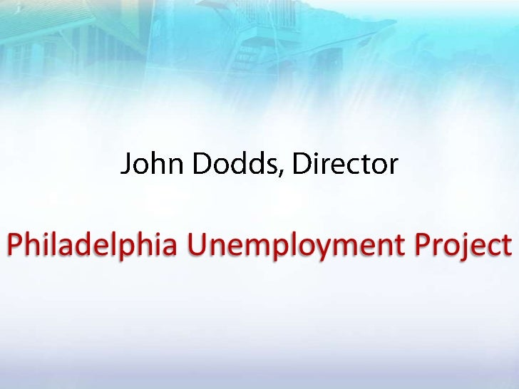 John dodds wed org for cmmty empowerment