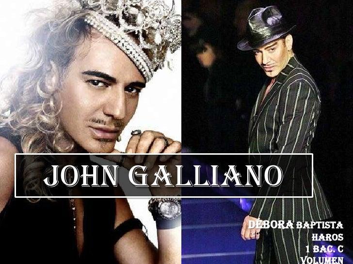 John galiano