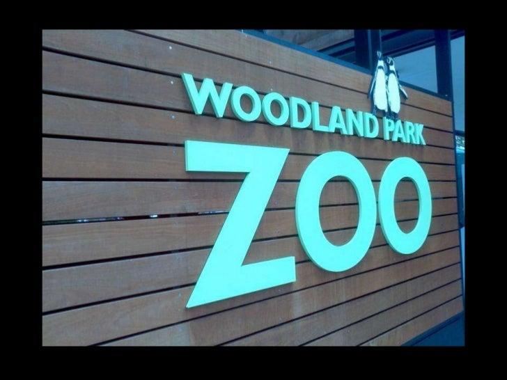 Wildlife at Woodland Park Zoo