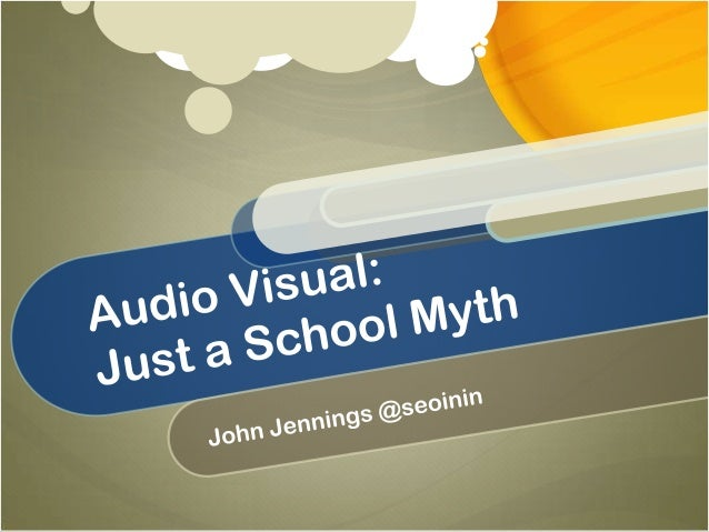 John jennings mythtv
