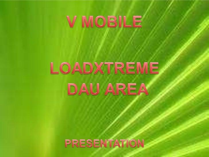 VMOBILE PRESENTATION (DAU)