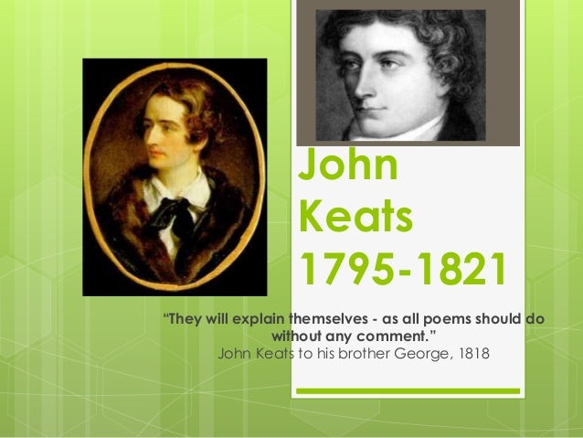 1000  ideas about John Keats Poems on Pinterest | John Keats, John ...