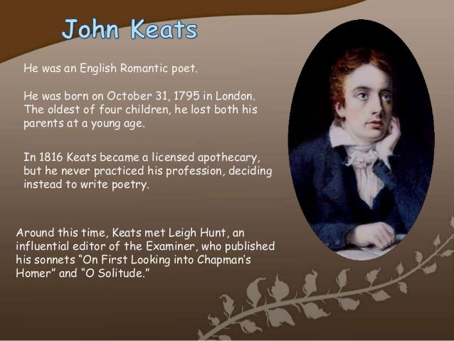 an analysis of the third stanza of ode to a nightingale by john keats This ode by john keats is based upon the single conceit that the little nightingale that the poet addresses is immortal: it assumes that the bird is the only one that has ever existed because it.