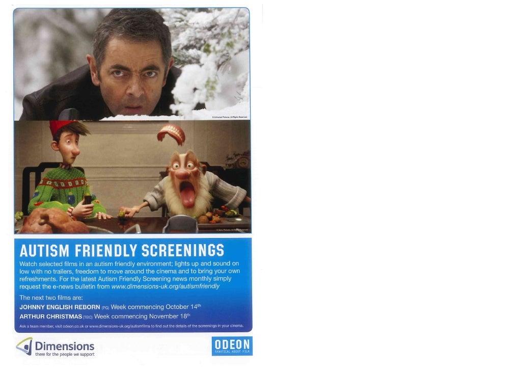 Johnny english reborn   autism friendly screening 201011