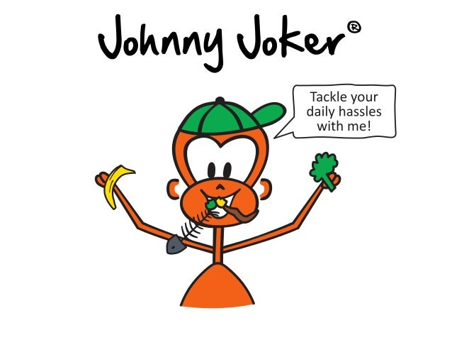Johnny Joker presentation