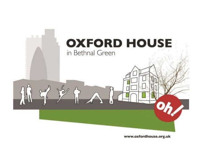 John Ryan, Oxford House - social media presentation at Locality's Convention 2012