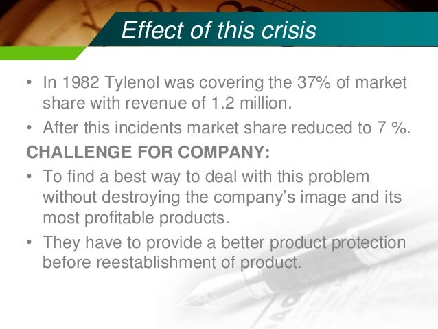 effective communication case study analysis tylenol A study of effective communication a study of effective communication a study of effective communication effective communication is a crucial part of everyday life and especially in the workplace.