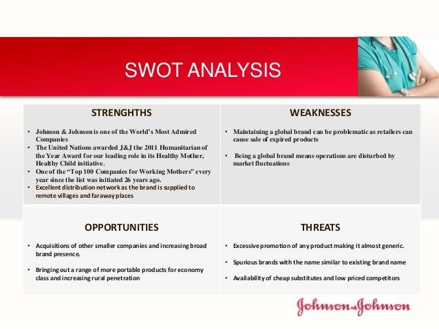 analysis of johnson johnsons production essay