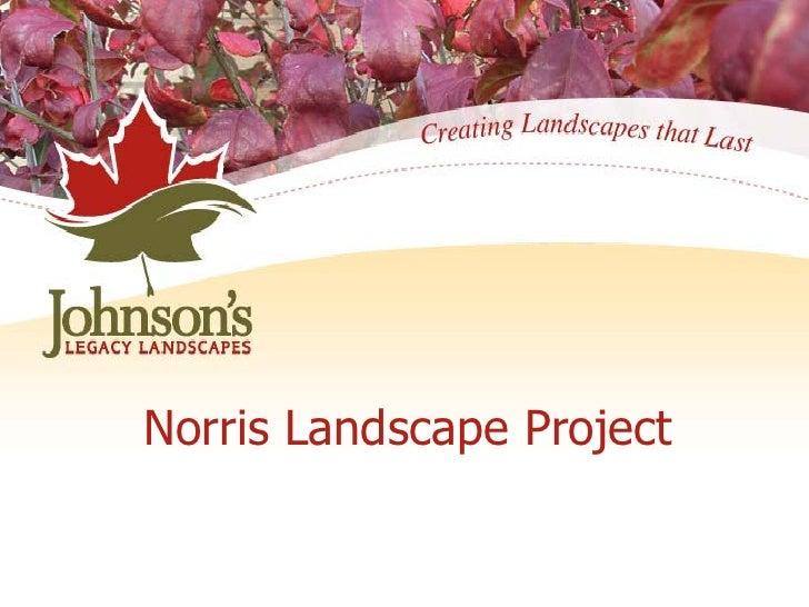 Johnson  Landscape    Norris