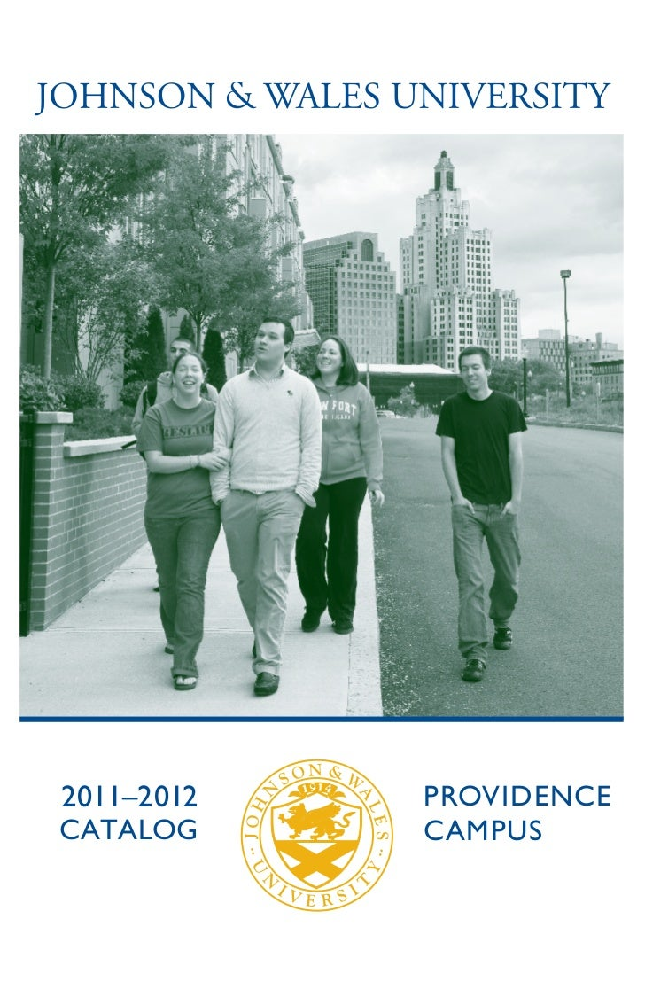 Johnson & Wales University catalog - Intelligent Partners