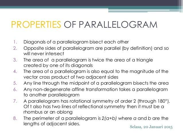 Non parallel vectors definition
