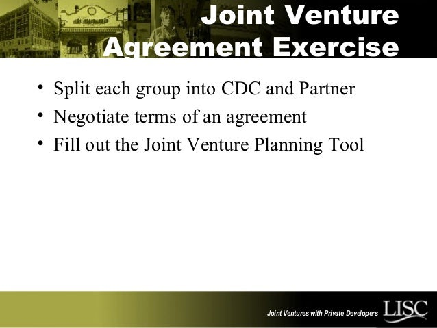 revenue and joint venture Structuring innovative revenue models for nonprofits: for-profits, joint ventures, and social enterprises tuesday, april 14, 2015, 12:30 pm – 2:00 pm et.