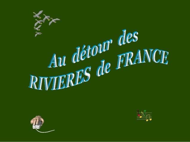 Jolies rivières de france