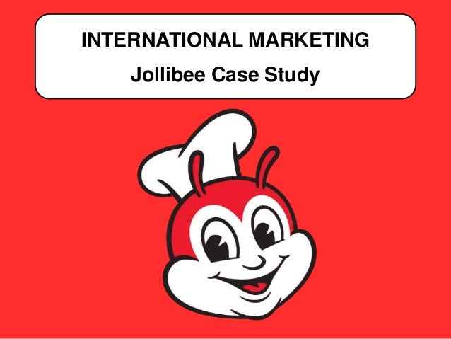 jollibee foods corporation international expansion Today firms are increasingly facing challenging tasks at international level: on  one side the  jollibee foods corporation (a): international expansion harvard .