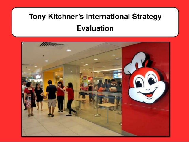 Jollibee Foods Corp. (B): Global Focus HBS Case Analysis