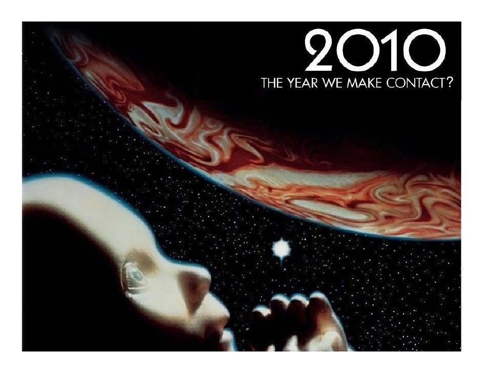 2010: This Year We Make Contact