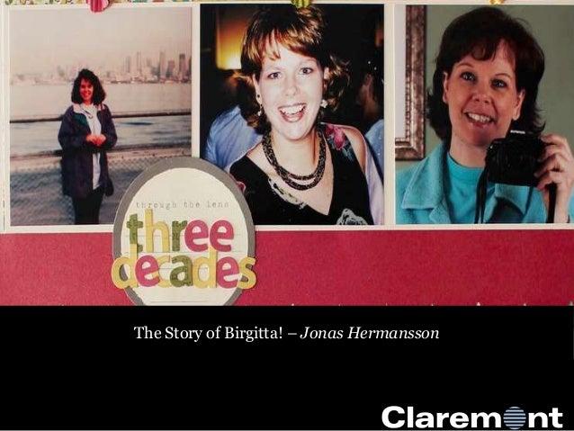 The Story of Birgitta! – Jonas Hermansson