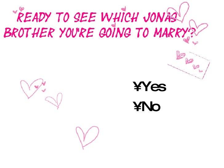Jonas Test