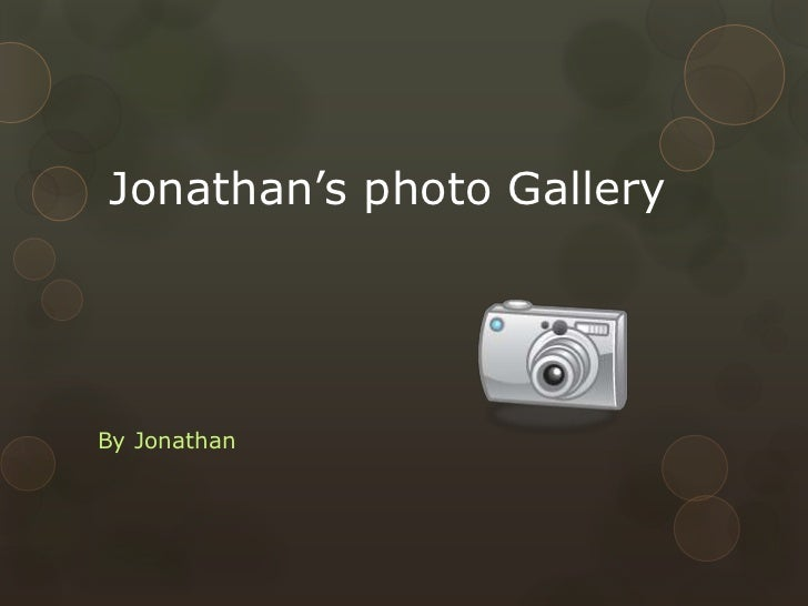 Jonathan's photo GalleryBy Jonathan