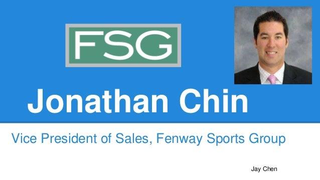 Jonathan Chin / Phil Jackson Networking Presentation