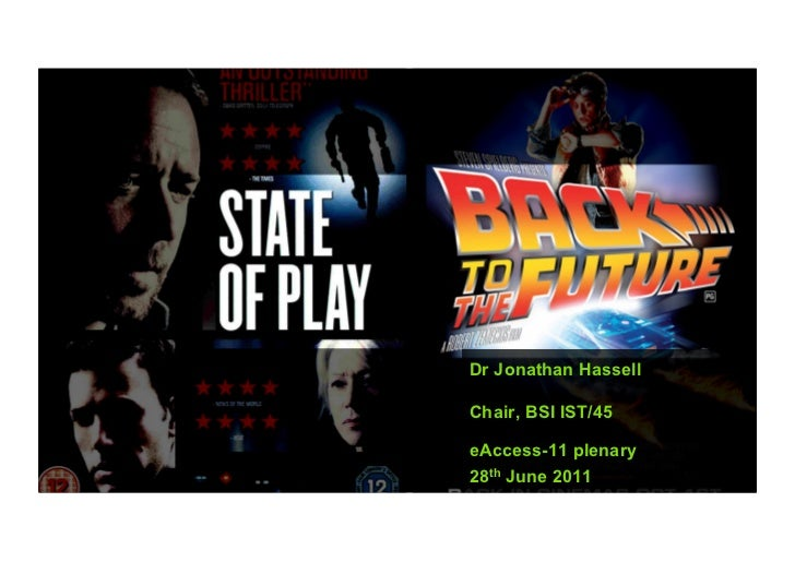 eA11: Jonathan Hassell - Back to the Future.