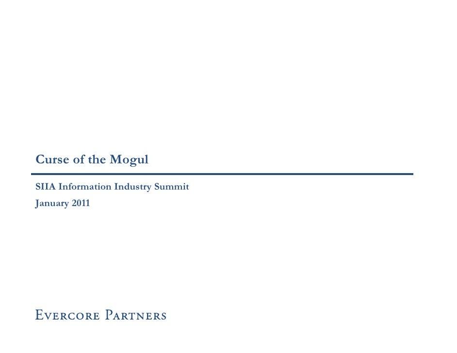 Curse of the Mogul