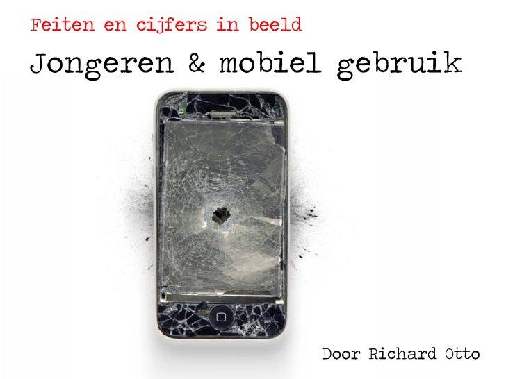 Jongeren en mobiel gebruik (2012)