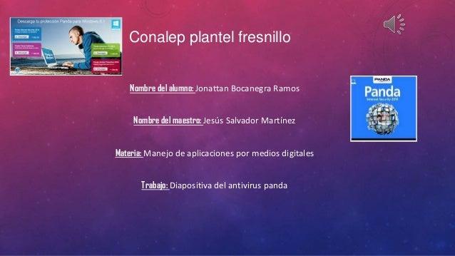 Conalep plantel fresnillo Nombre del alumno: Jonattan Bocanegra Ramos Nombre del maestro: Jesús Salvador Martínez Materia:...