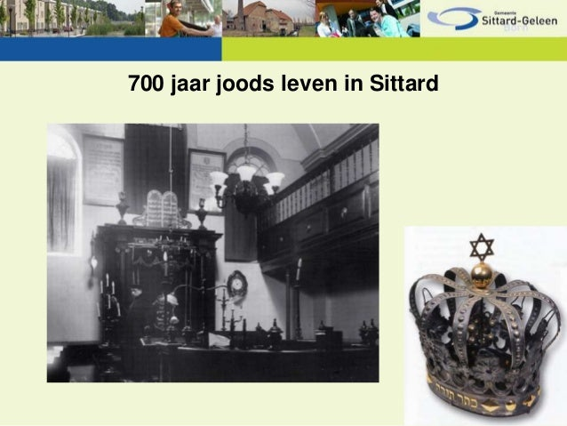700 jaar joods leven in Sittard