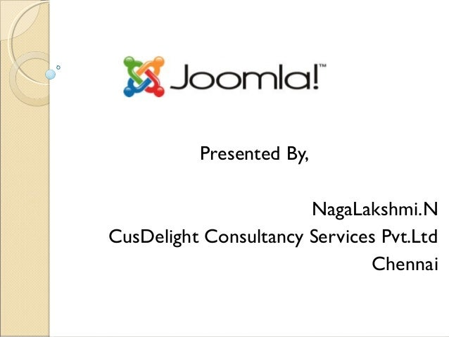 Joomla-Site & Extensions menu