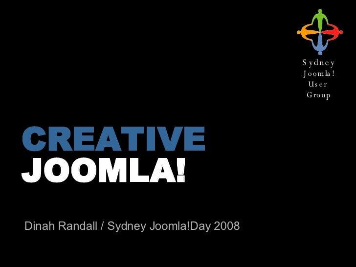 Joomla! Templates - Sydney