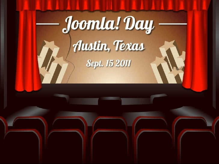 Joomla Day Austin Part 2