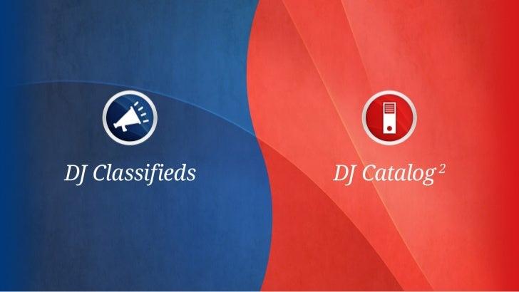DJ Catalog 2