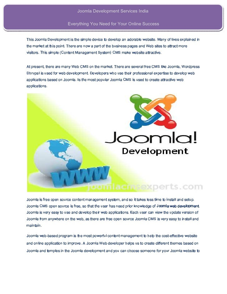 Joomla development services_india_-_everything_you_need_for_your_online_success