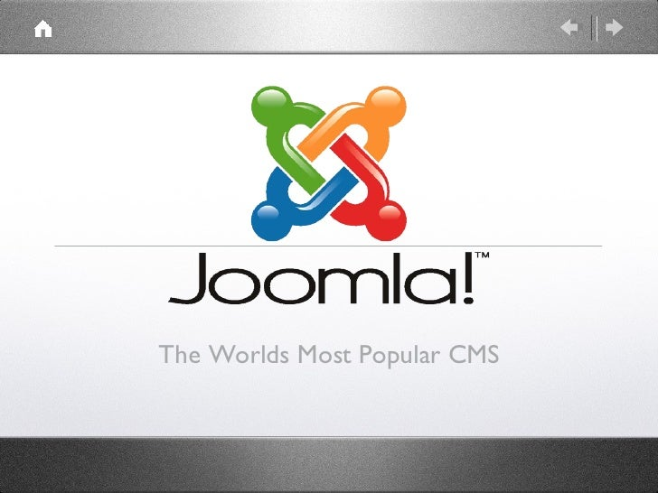 The Worlds Most Popular CMS
