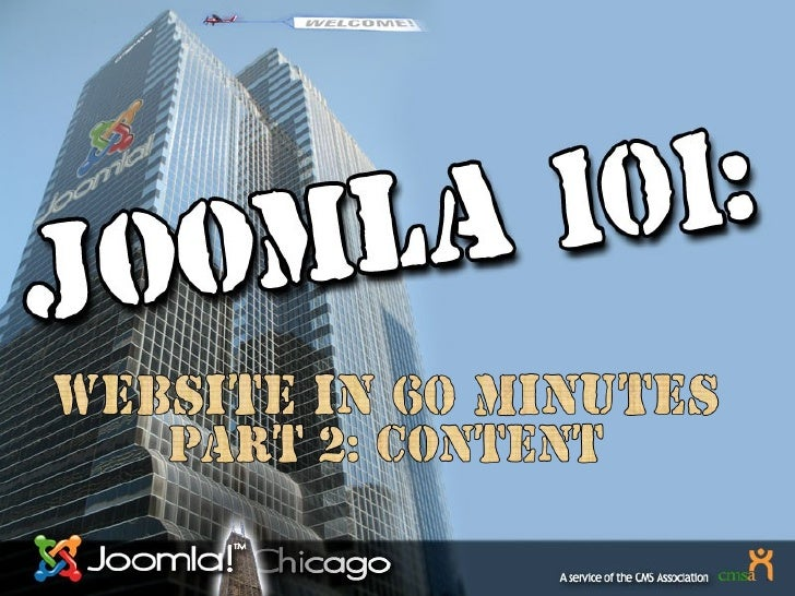 Joomla Sitein60 Part2