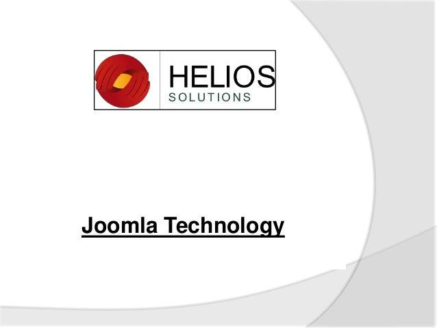 Joomla Technology