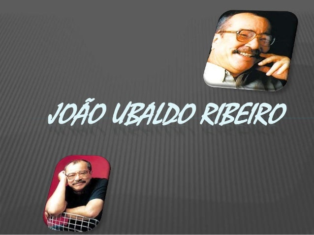 JOÃO UBALDO RIBEIRO