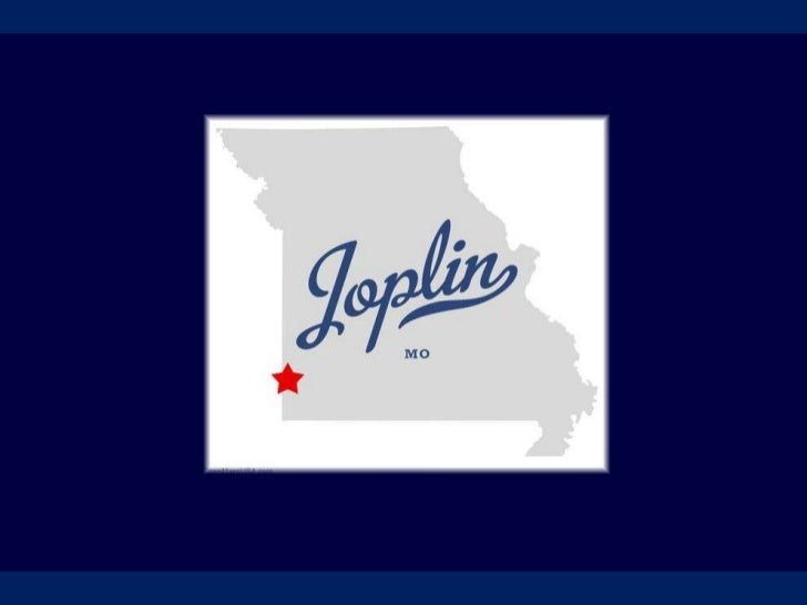 Joplin memorial slide show