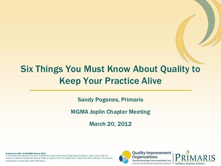 Keep Your Practice Alive