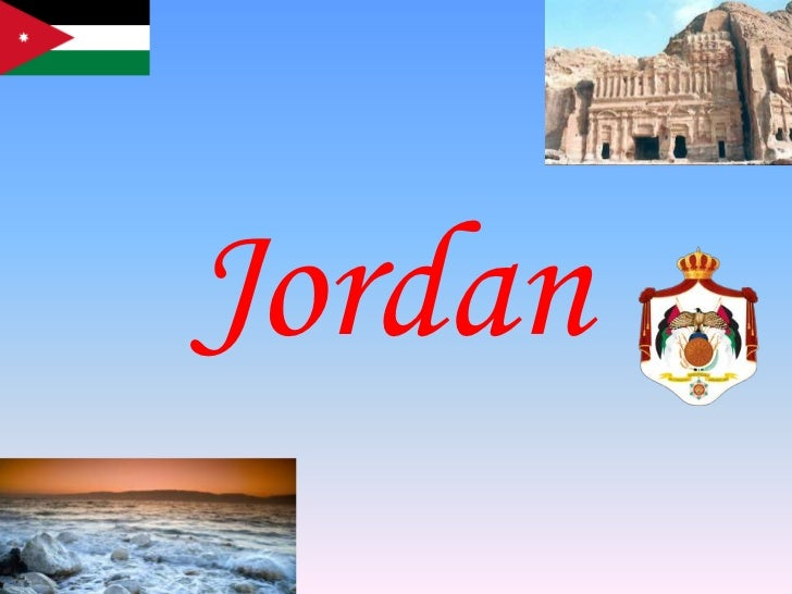 Jordan by Sharanya
