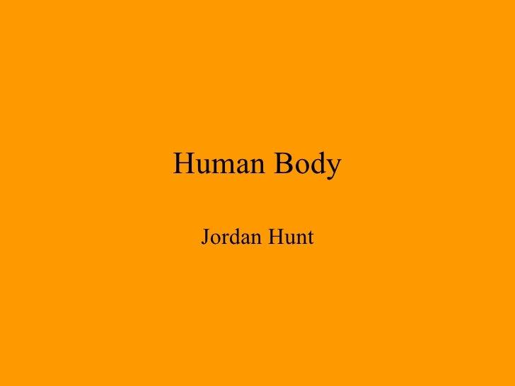 Jordan Hunt