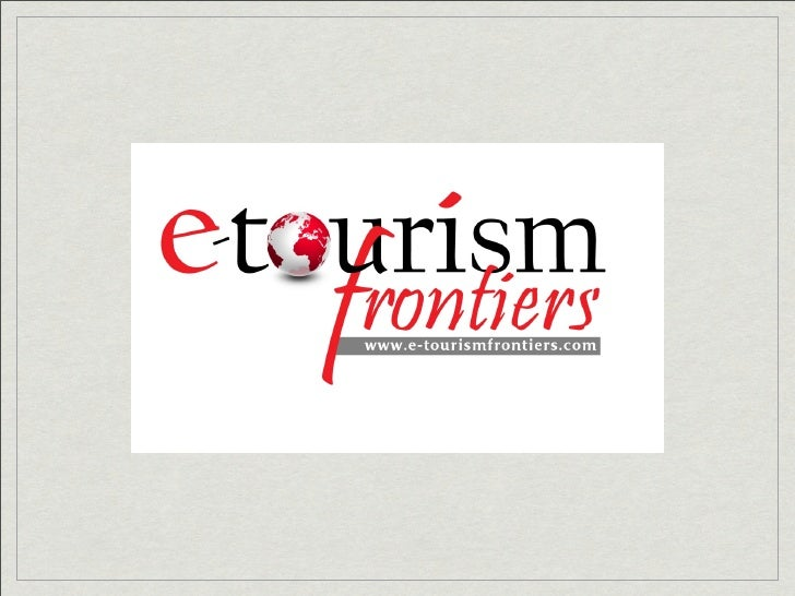 E-Tourism Africa  16 years in East Africa  Worked with Destinations and Private Sector  Saw emerging crisis  Developed E-T...