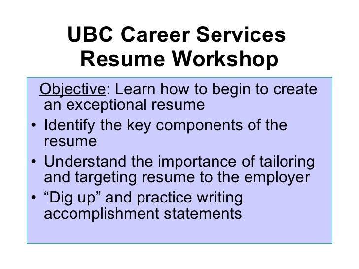 jordan u0026 39 s resume workshop
