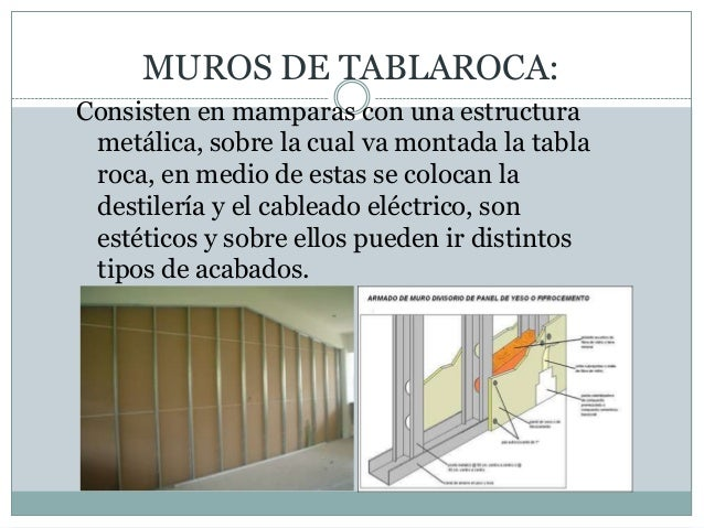 Procesos de construcci n muros for Manual de construccion de albercas pdf