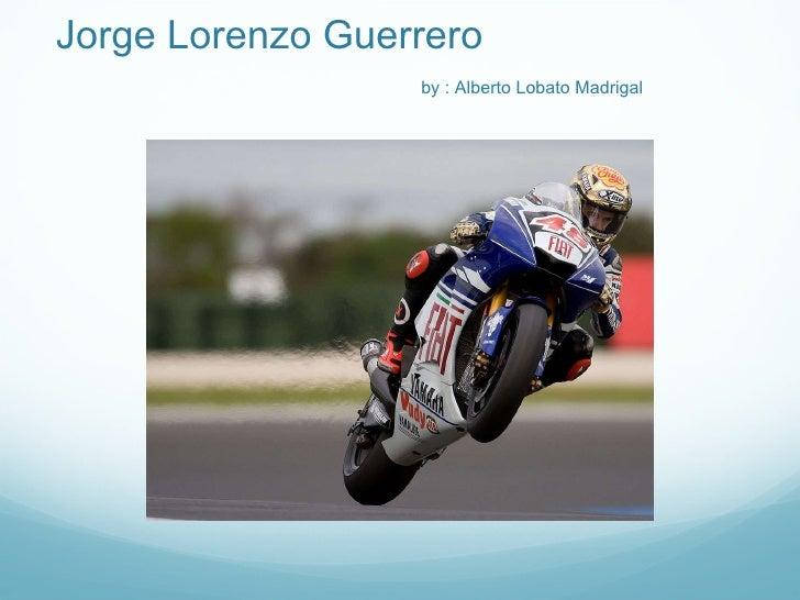 Jorge lorenzo psp